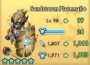 Sandstorm Platemail