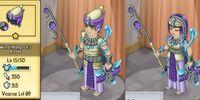 Wind Monarch's Robes