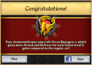 Orcus Blazegear Plus Unlock