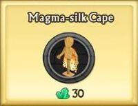 Magma-silk Cape