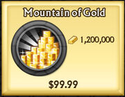 Mountain of Gold updated