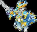 Ascalaphus' Featherrobe