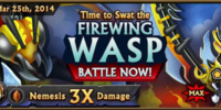 Firewing Wasp