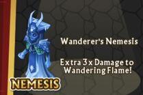 Wanderer's Nemesis
