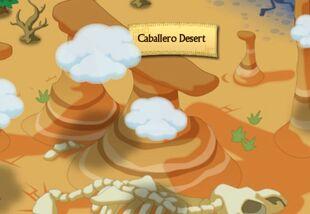Caballero Desert