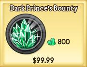 Dark Prince's Bounty Update