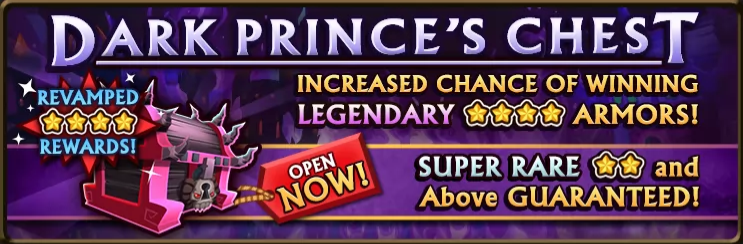 New Banner for Dark Prince