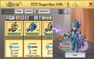 Crystal Shadowgear 1st Evo Male