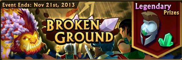Brokenground