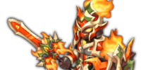 Wildfire Torchplate