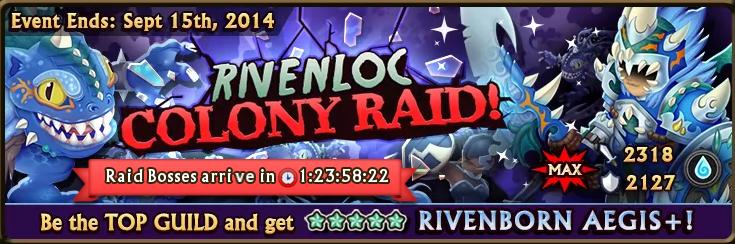 Rivenloc Raid Banner