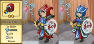 Steam Wizard's Robes Evolution 2
