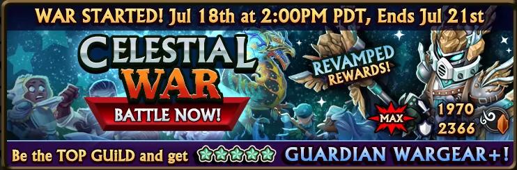 Celestial War