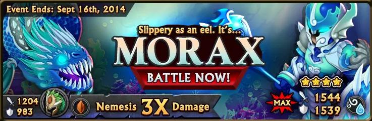 Morax Banner