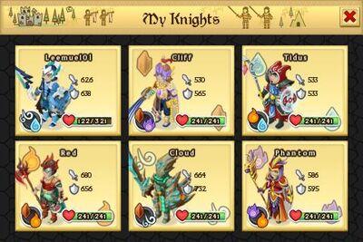 My Knights