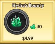 Hydra's Bounty Update