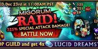 Migorum Raid