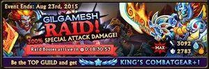 Gilgamesh Raid-BANNER