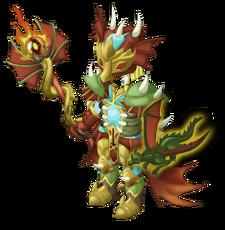 Aegis Of The Dragon