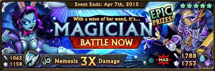 Magician Banner