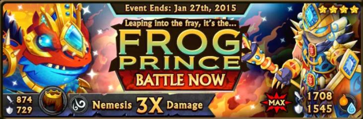 Frog Prince Banner (2)