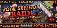 Royal Skeleton Raid