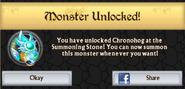 Chronohog Moster Unlock
