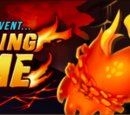Wandering Flame
