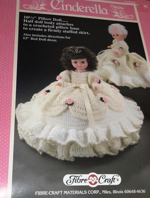 Fibre-Craft FCM163 Cinderella Knitting and Crochet ...