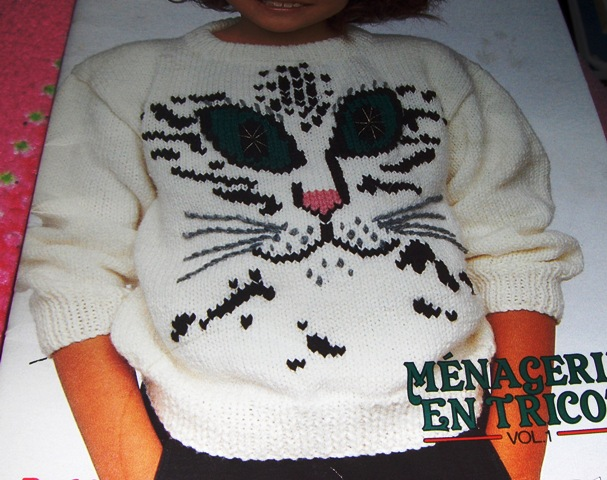 Patons Knitting Pattern Archive : Patons Beehive 465 Knit Menagerie Knitting and Crochet Pattern Archive Wiki...