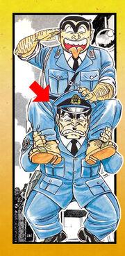 Ohara and Ryotsu (manga - colour)
