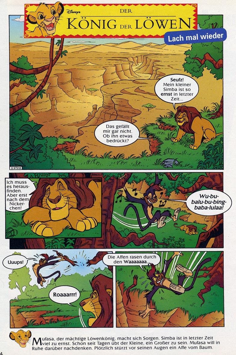 Lach mal wieder könig der löwen wiki fandom powered by