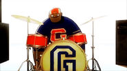 Gorillaz rock the house