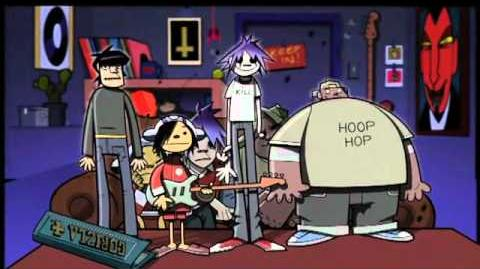 Gorillaz - Hey! Our Toys Have Arrived