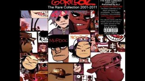 Gorillaz - The Singles Collection 2001 - 2011 (Full Album)