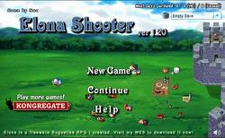 Elona shooter title