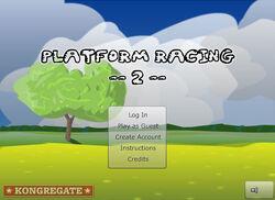 PR2 title screen