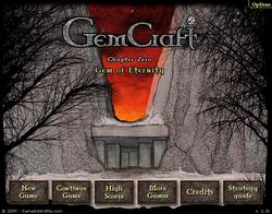 Gemcraft-zero
