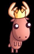 Moose shiny
