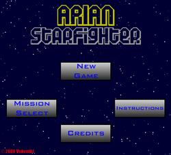 Arian-Starfighter