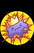 Explosion shiny