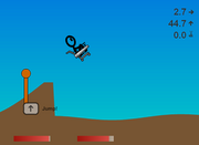 Shopping cart hero gameplay