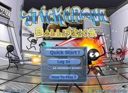 Stick Arena Ballistick