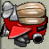 Ancient Condor Bomber Sprite