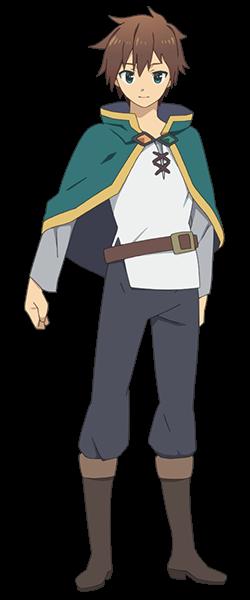 Satou Kazuma Kono Subarashii Sekai Ni Shukufuku Wo Wiki