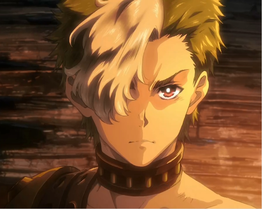Ikoma Koutetsujou No Kabaneri Kabaneri Of The Iron