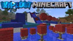 Minecraft Wipeout