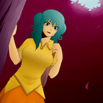 1-01 Kubera sees mushrooms