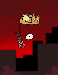 1-69 Ari left hanging