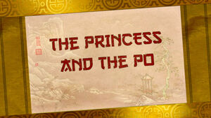 The princess and the po
